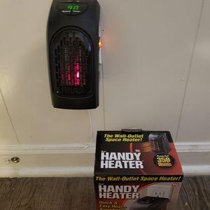 Brand new plug in wall heater